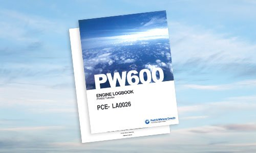 AEROCOR - Aircraft Operational Test and Evaluation - PW600 Engine Logbook