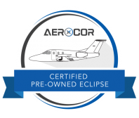 AEROCOR - Eclipse Jets - Certified Pre-Owned Eclipse Seal