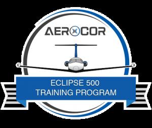 AEROCOR Eclipse 500 Training logo