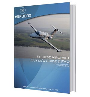 AEROCOR - Learning Center - Eclipse 500 - Buyer's Guide