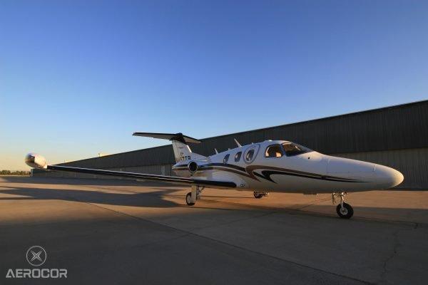 Www.aerocor.com 2007 Eclipse Sn 000088 N457tb