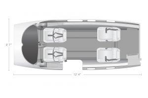 AEROCOR - Learning Center - Eclipse 500 - 4 Seat Configuration