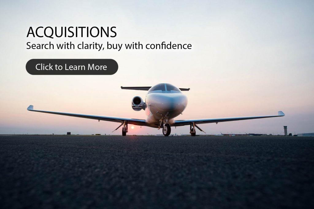 AEROCOR - Eclipse Jets - Acquisitions Background