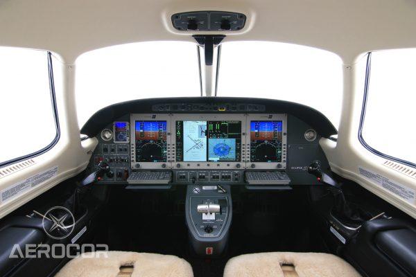 Aerocor Eclipse N984cf Avionics 1