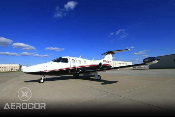 Aerocor Eclipse N984cf Exterior 1