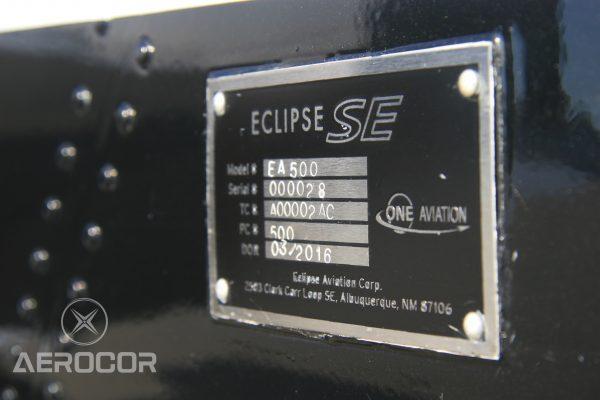 Aerocor Eclipse N984cf Exterior 10