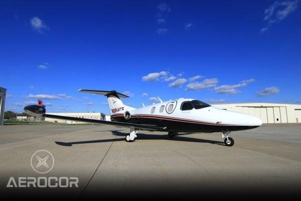 Aerocor Eclipse N984cf Exterior 12