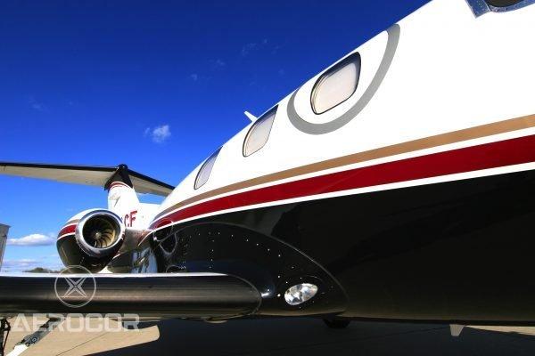 Aerocor Eclipse N984cf Exterior 13