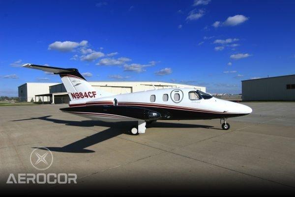 Aerocor Eclipse N984cf Exterior 14