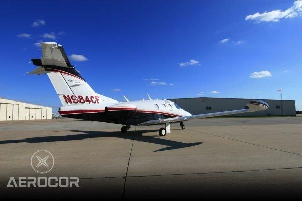 Aerocor Eclipse N984cf Exterior 15