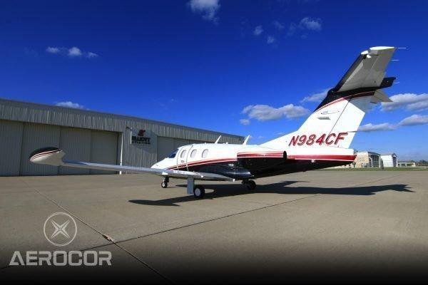 Aerocor Eclipse N984cf Exterior 3