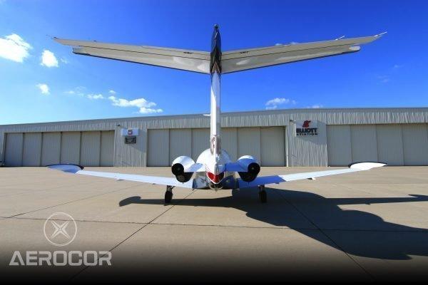 Aerocor Eclipse N984cf Exterior 4