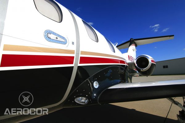 Aerocor Eclipse N984cf Exterior 6