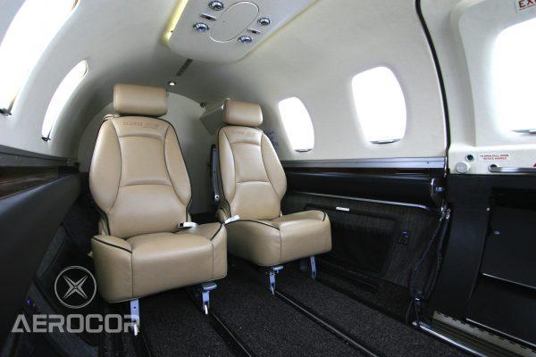 Aerocor Eclipse N984cf Interior 1