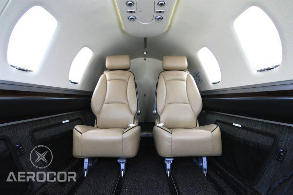 Aerocor Eclipse N984cf Interior 2