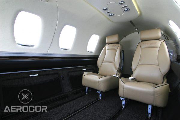 Aerocor Eclipse N984cf Interior 3