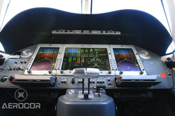 Aerocor Eclipse N800az Avionics 3