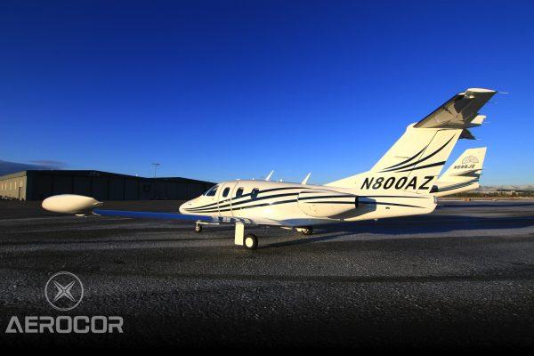 Aerocor Eclipse N800az Exterior 1