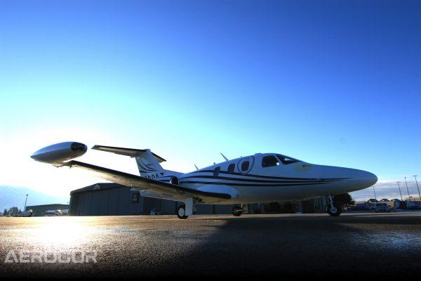 Aerocor Eclipse N800az Exterior 11