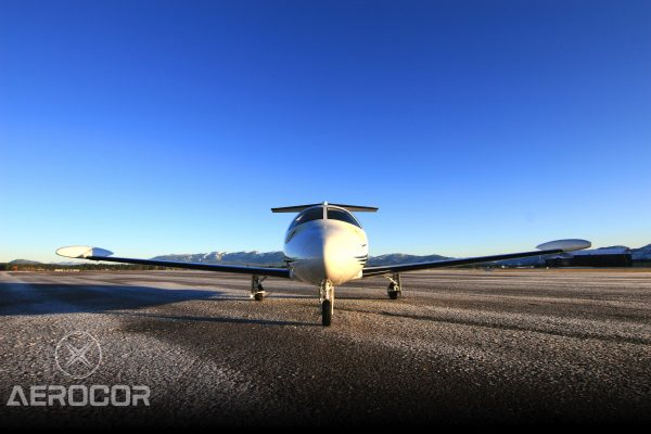 Aerocor Eclipse N800az Exterior 2