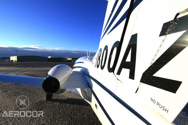 Aerocor Eclipse N800az Exterior 4