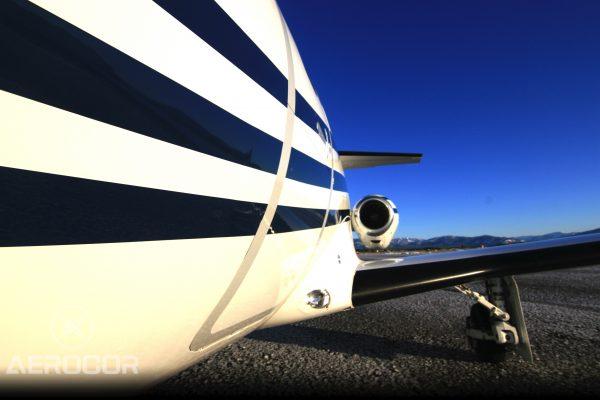 Aerocor Eclipse N800az Exterior 7