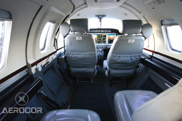 Aerocor Eclipse N800az Interior 1