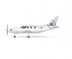 Aerocor Socata Tbm 700 C2 Lerning Center Main