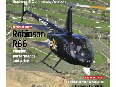 AEROCOR Cited in BCA for CJ4 Expertise