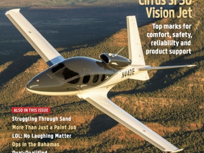 AEROCOR Cited in BCA for CJ2+ Expertise