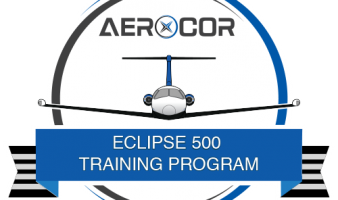 AEROCOR Announces FAA Approved Eclipse Initial and Recurrent Training